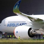 Airbus A350 Foto: Bildarchiv Airbus