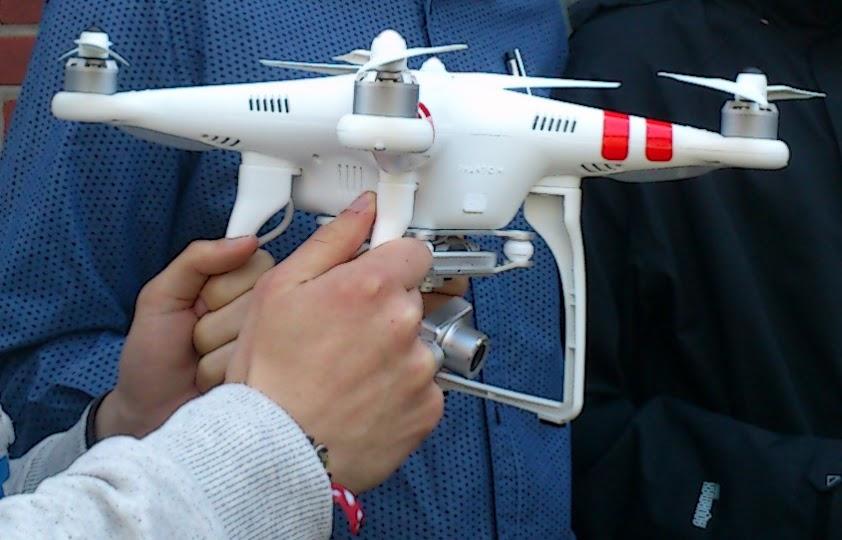 DFS arbeitet an automatisierte Erfassung von Geodaten zur sicheren Integration von Drohnen in den Luftraum