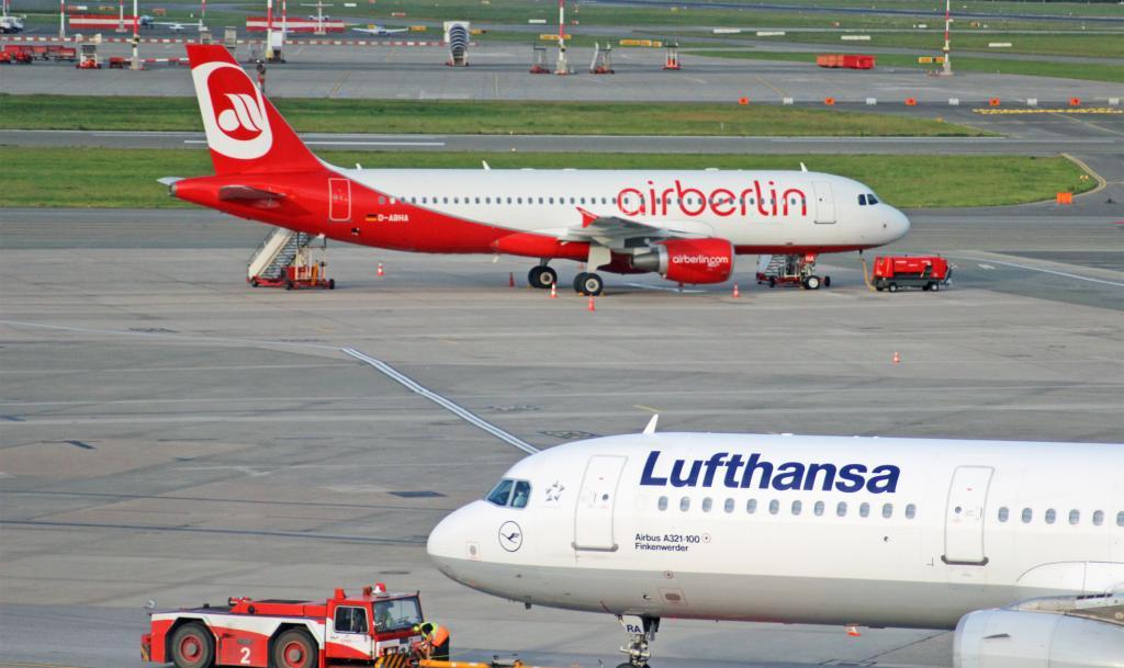 übernimmt lufthansa die air berlin tickets