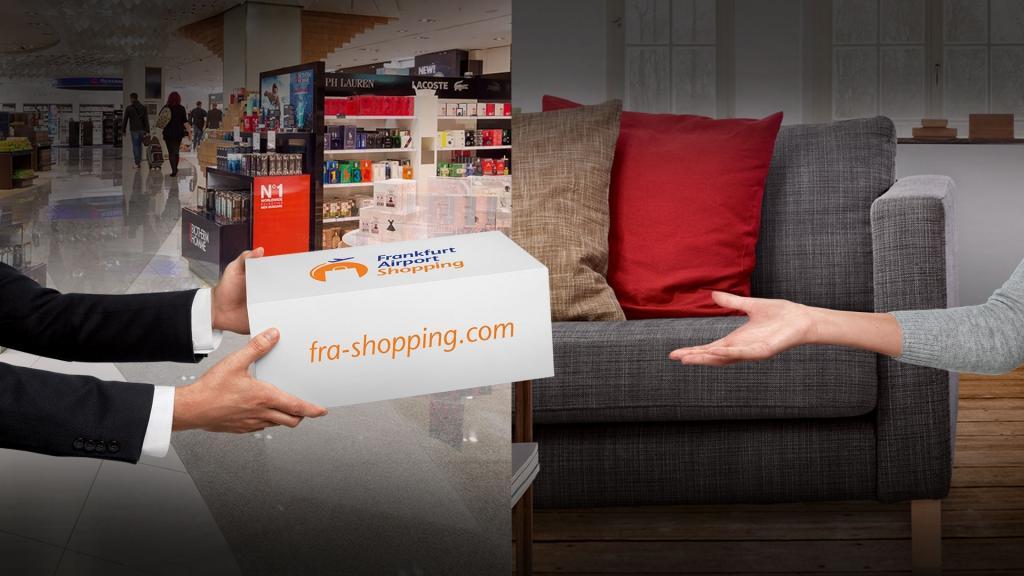 flughafen frankfurt startet lieferservice f r online shops. Black Bedroom Furniture Sets. Home Design Ideas