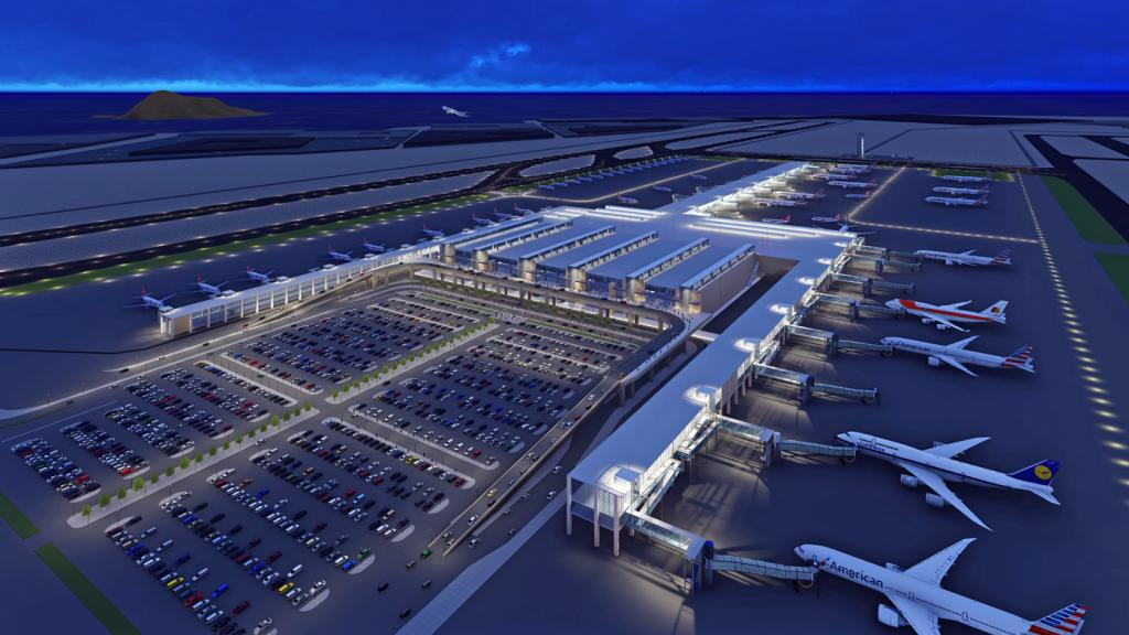 Flughafen Lima Abflug