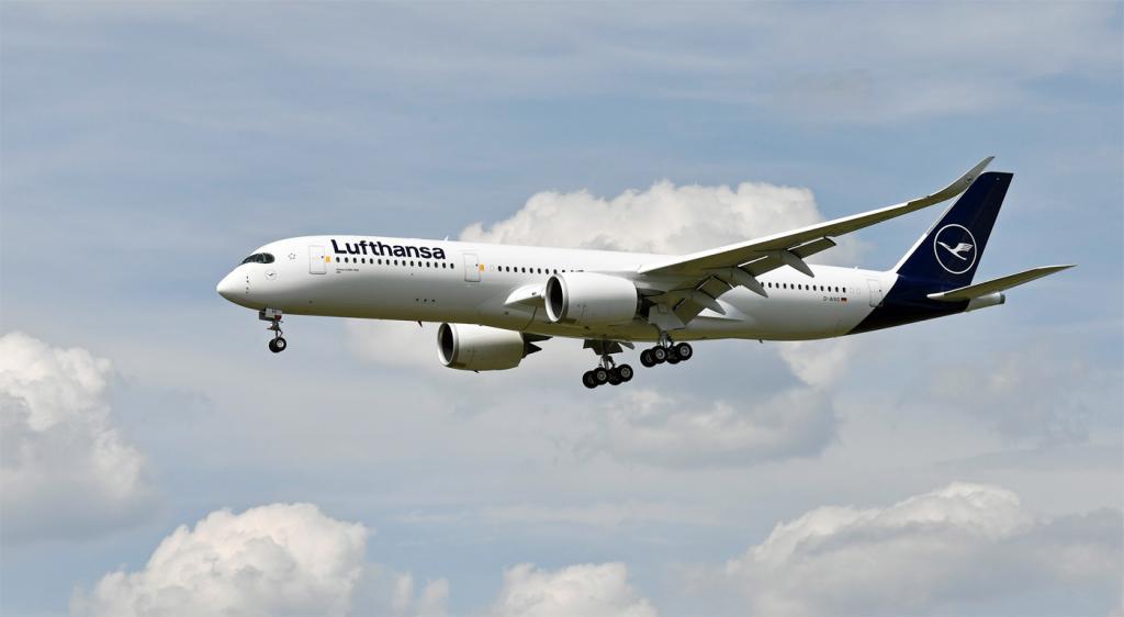 Lufthansa Mehr Langstrecke Im Nächsten Jahr Ab Frankfurt