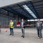 Neuer Hangar 2020 Mönchengladbach